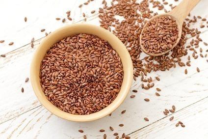 Linhaça,Alimento Ajuda a Emagrecer com Saúde
