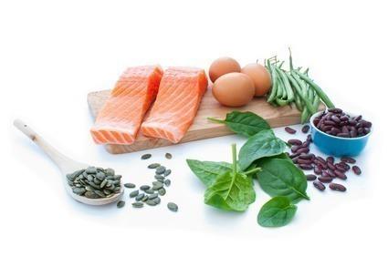 Alimentos fontes de aminoacidos