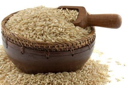 alimentos ricos em fibras arroz integral