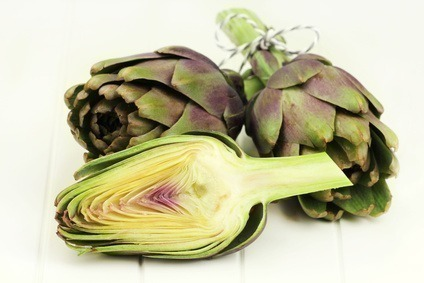 colesterol alcachofra