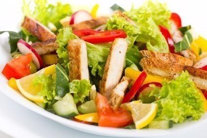 receitas de saladas cruas