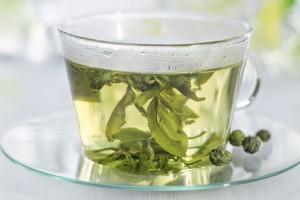 chá branco como fazer