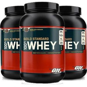 whey protein isolado optimum nutrition