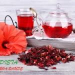 Chá de Hibisco Emagrece? Efeitos Colaterais e Contra indicações?