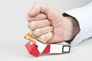 Ajuda para deixar de fumar um fórum