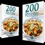 200 Receitas Para Diabéticos Fáceis de Fazer