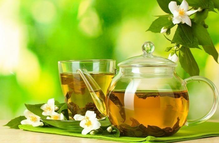 Os Segredos do Chá Verde Para Emagrecer
