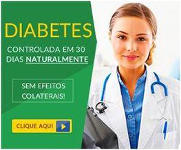 diabetes controlada dieta e boa saúde