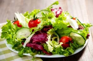 Receita de Salada Incrementada