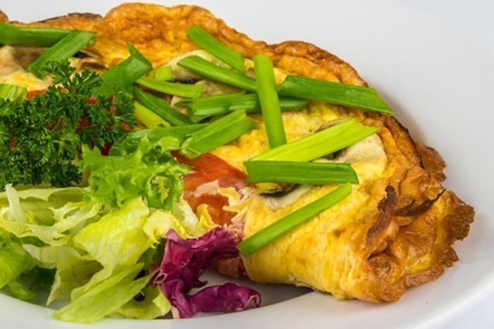 Receita de Omelete Saudável | Como Fazer?