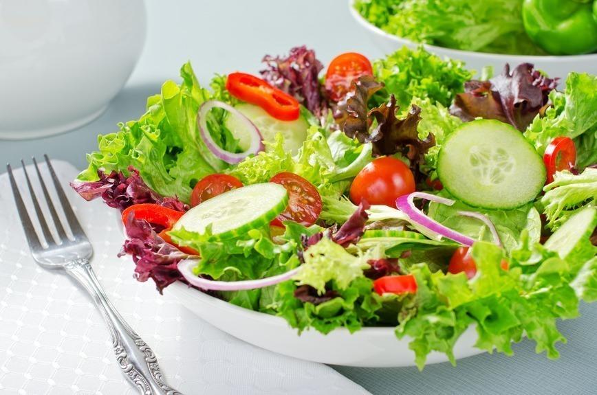 Receita de Salada Incrementada Saudável