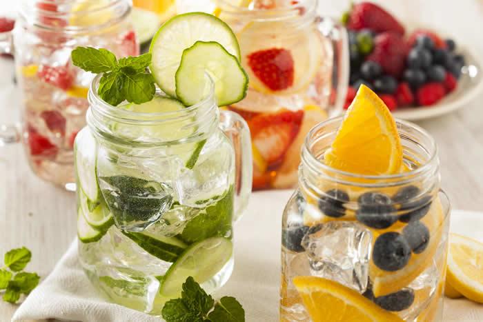 Receita de Água Detox | Aprenda Como Fazer!