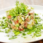 Salada de Bacalhau Receita Simples e Saudável