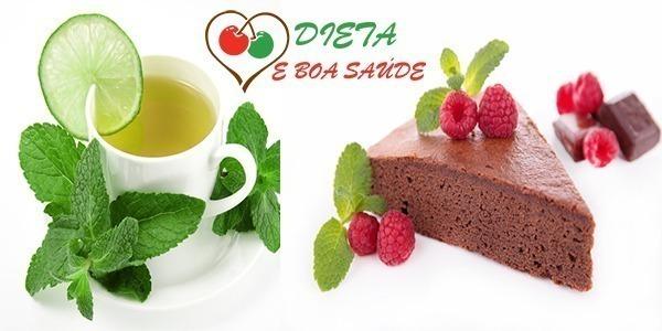 receitas de bolo de chocolate com cha verde
