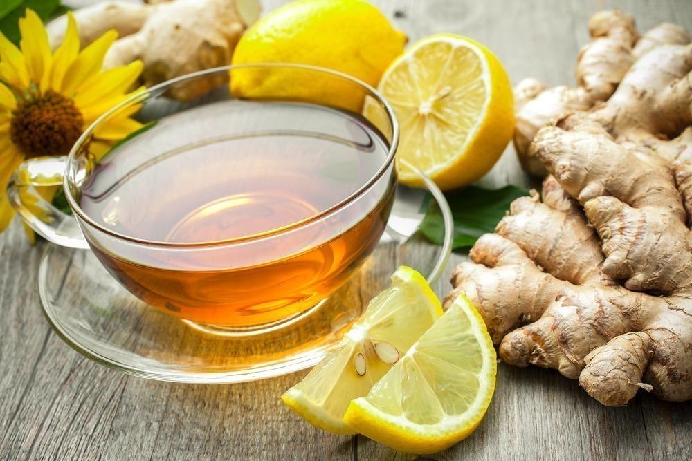 Chá de Gengibre | Receita Para Emagrecer