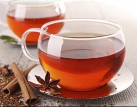 benefício do chá vermelho