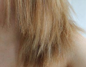cabelo amarelado como tirar