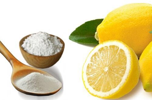 como clarear as axilas com limão