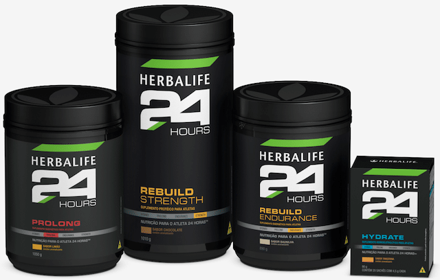 herbalife 24 horas para que serve
