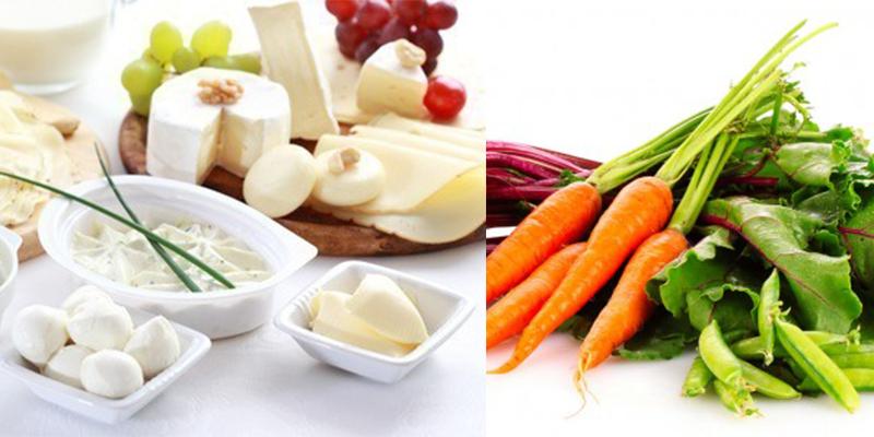Falta de Vitamina A