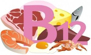 Quais os alimentos ricos em vitamina B12
