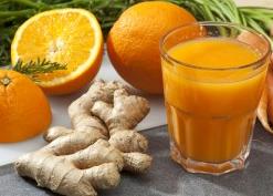 suco detox para emagrecer receita