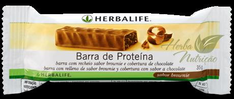 barra de proteina herbalife sabores