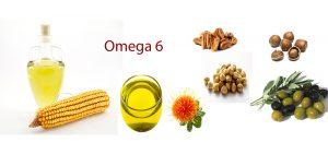 omega 6 para que serve