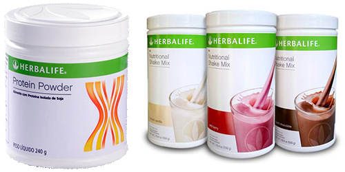protein powder herbalife para que serve