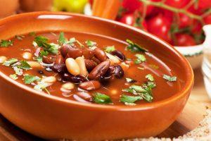 receitas de caldos de feijão