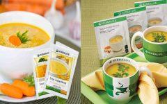 Sopa Instantânea da Herbalife Benefícios e Como Preparar