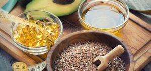 alimentos com ácidos graxos ômega 3
