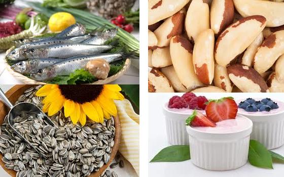 alimentos que mais contém fósforo