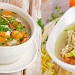 Sopa Para Emagrecer e Ajudar no  Controle da Saciedade: Receitas Deliciosas