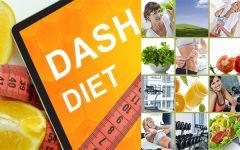 Dieta Dash Emagrece,e Ajuda no Controle da Hipertensão Arterial