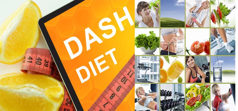 Dieta Dash cardápio