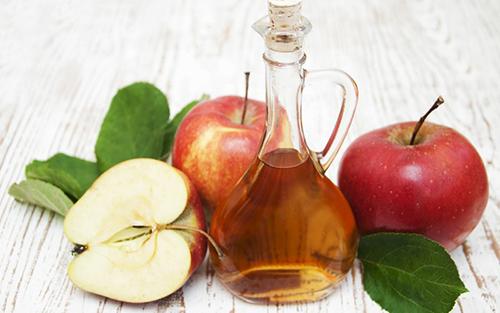 Vinagre de maçã com mel