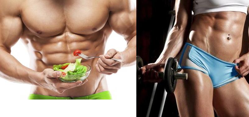 alimentos para ganhar massa muscular rapido