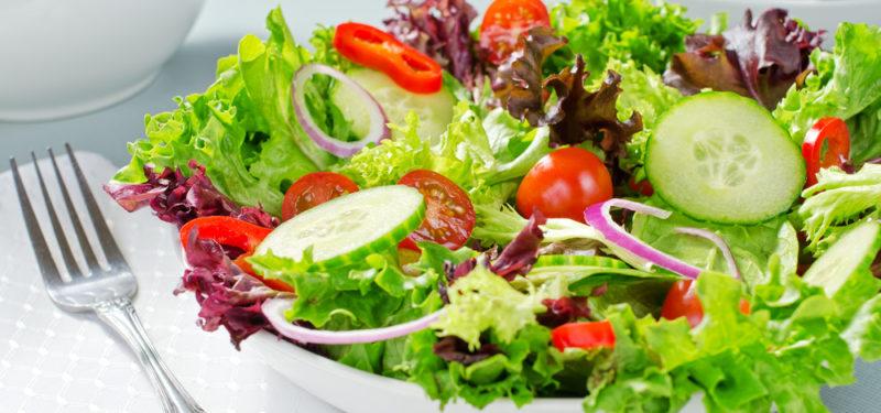 receita de saladas simples para emagrecer