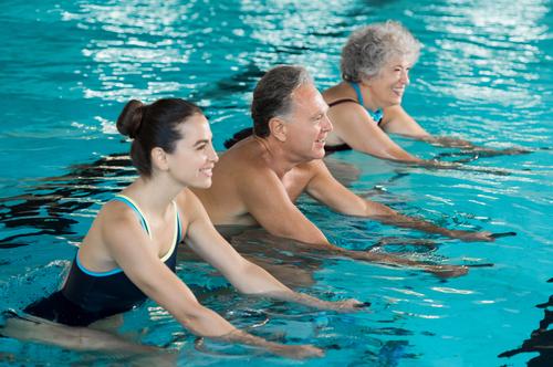 natação beneficios