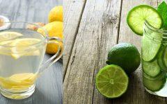 Água com Limão Para Que Serve e Como Fazer?