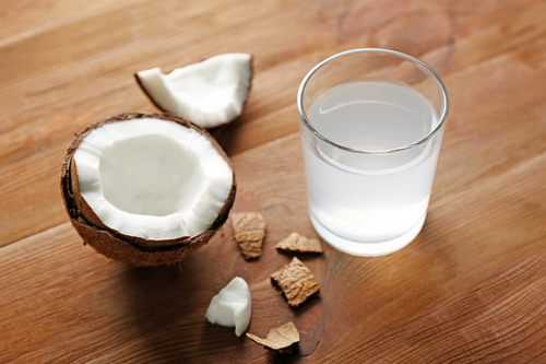 agua de coco emagrece