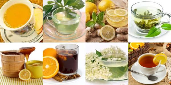 chá calmante para os nervos