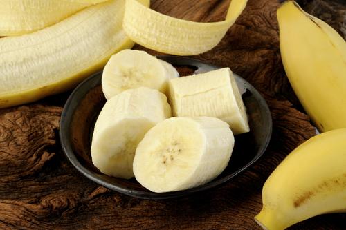 cha de banana emagrece