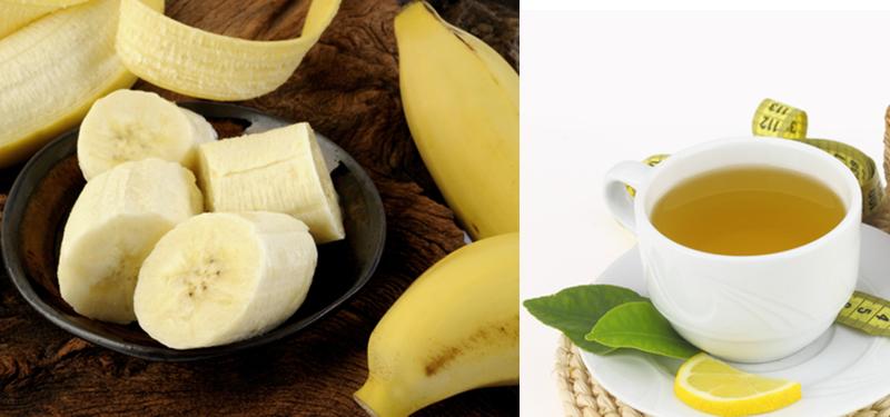 cha de banana