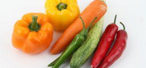 nomes de vegetais