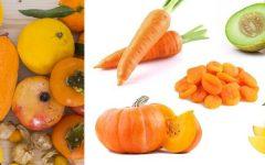 9 Alimentos Ricos em Betacaroteno e Seus Benefícios.