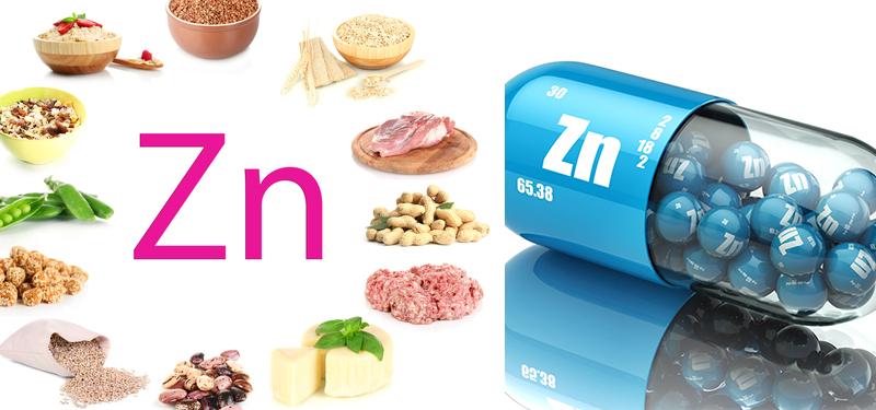 zinco mineral