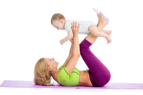 como emagrecer após o parto