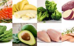 Alimentos Ricos em Potássio e os Seus Benefícios